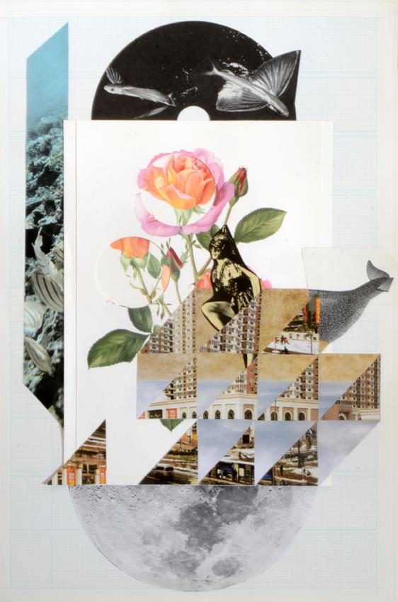 Des-collages - Villa du Parc