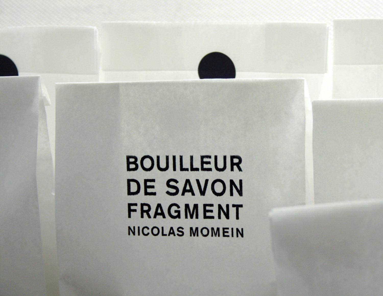 Bouilleur de Savon, fragment - Villa du Parc