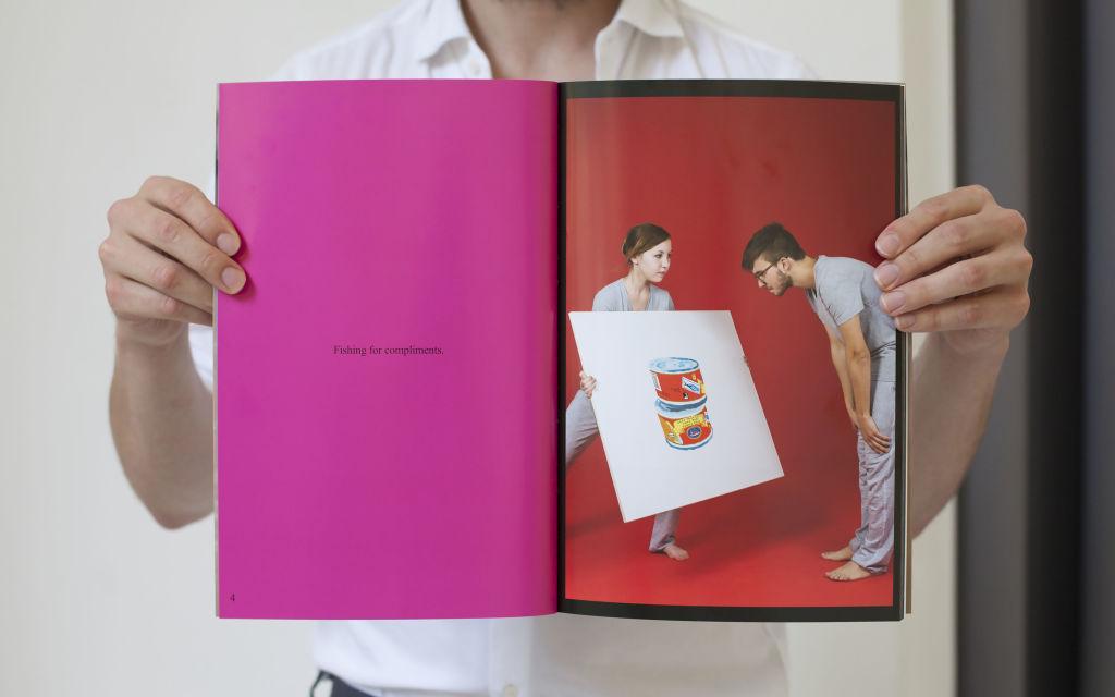 THE BIG PICTURE catalogue rationnel: material works 2002-2012 - Villa du Parc