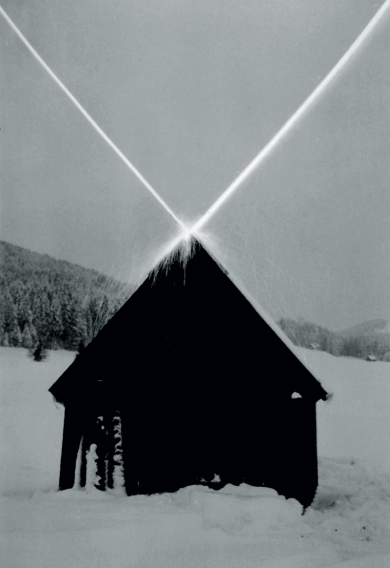 First star, last snowflake - Villa du Parc