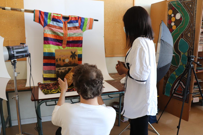 Éducation artistique - Villa du Parc