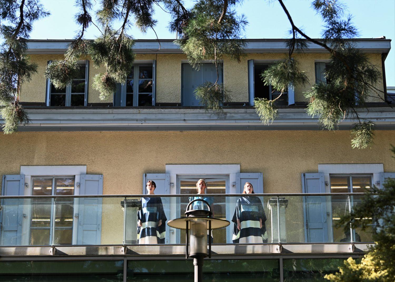 Performées - Villa du Parc