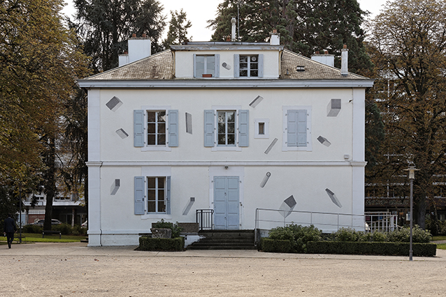 Histoire du lieu - Villa du Parc